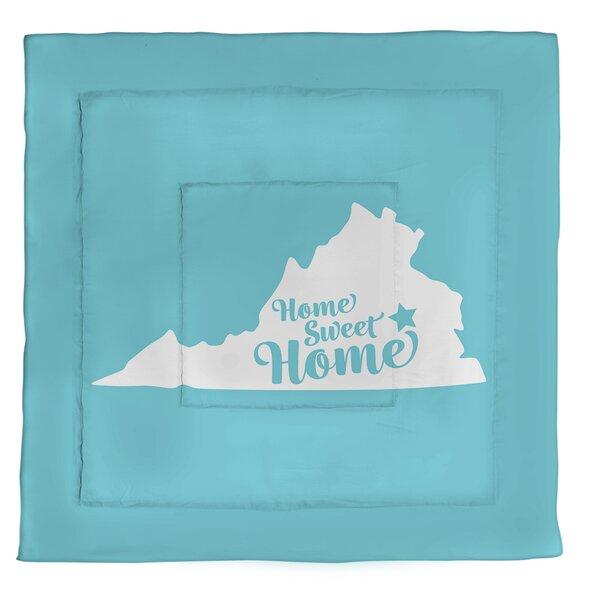 Richmond Home Sweet Single Reversible Comforter