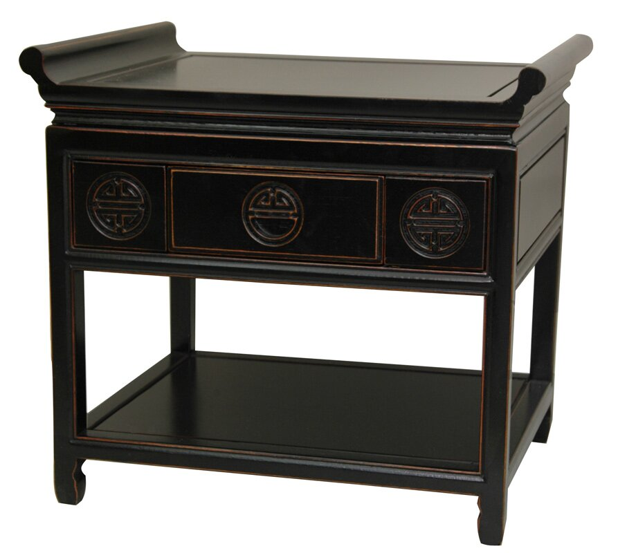 Oriental furniture altar table console table reviews for Asian furniture emeryville ca