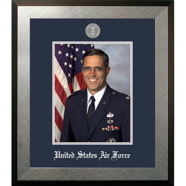 Air Force Portrait Honors Picture Frame by Patriot Frames