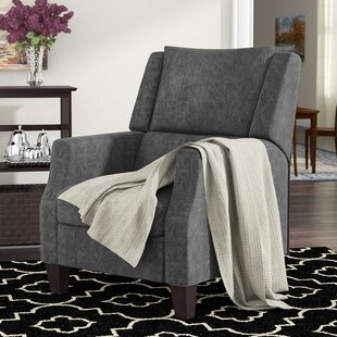 Lamontagne Manual Recliner by Charlton Home