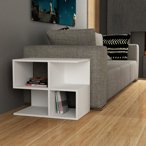 Sarina Modern End Table by Wrought Studio