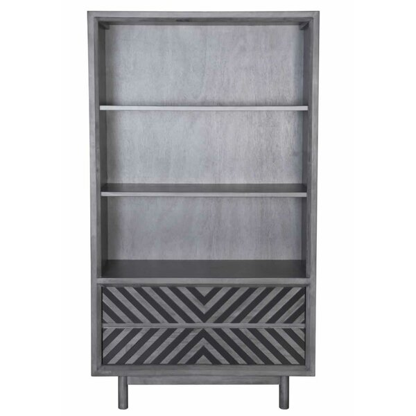Chastain Standard Bookcase By Brayden Studio Cheap