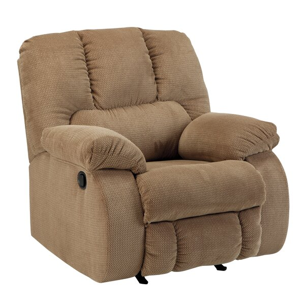Novack Manual Rocker Recliner [Red Barrel Studio]