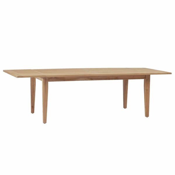 Farm Teak Dining Table by Summer Classics