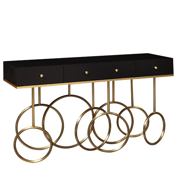 Accentrics Brown Console Tables