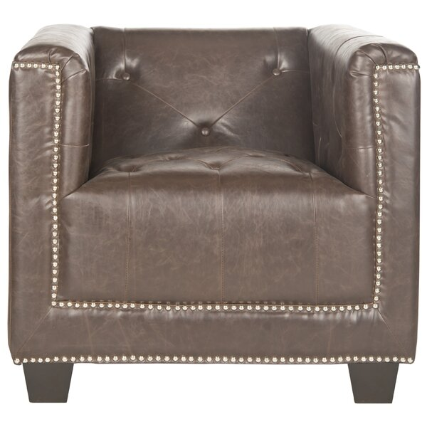 Crossover Club Chair by Alcott Hill