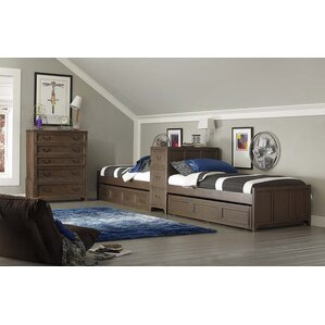 Kids Black Bedroom Furniture black kids' bedroom sets you'll love | wayfair
