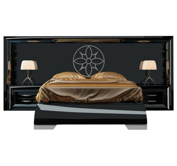 Kratochvil Standard 3 Piece Bedroom Set by Everly Quinn