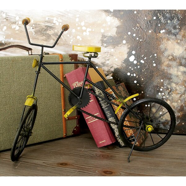 Decorative Bicycle by Cole & Grey