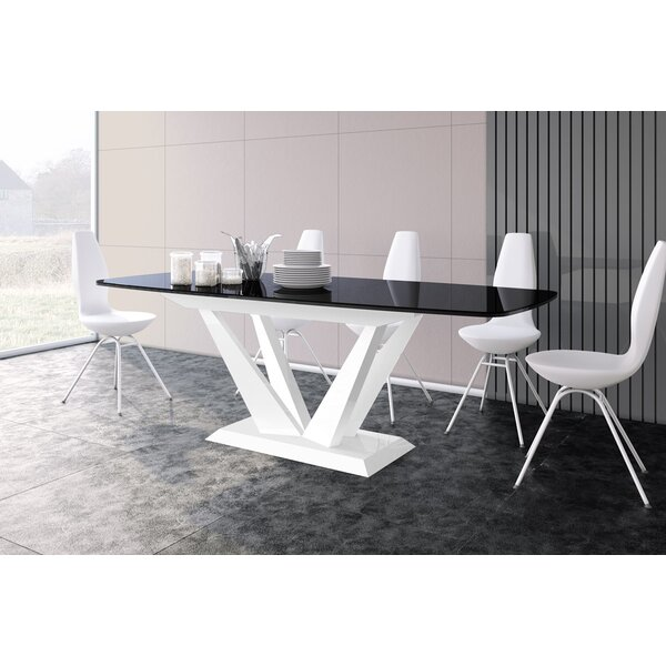 Beene Extendable Dining Table by Orren Ellis