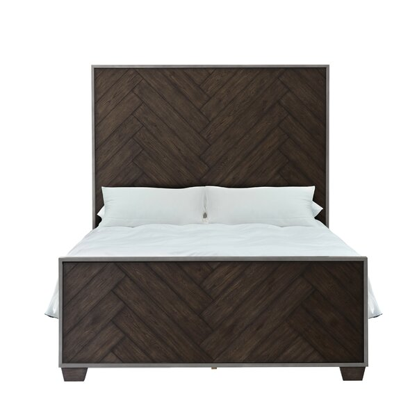 Myla Platform Bed by Modern Rustic Interiors