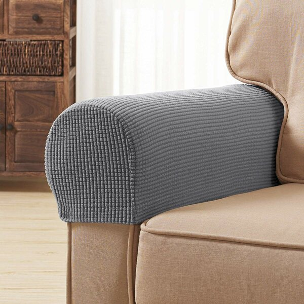 Armrest Slipcover (Set Of 2) By Subrtex by subrtex Best #1