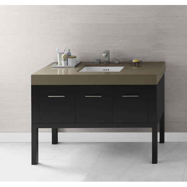 Calabria 48 Single Bathroom Vanity Set by Ronbow