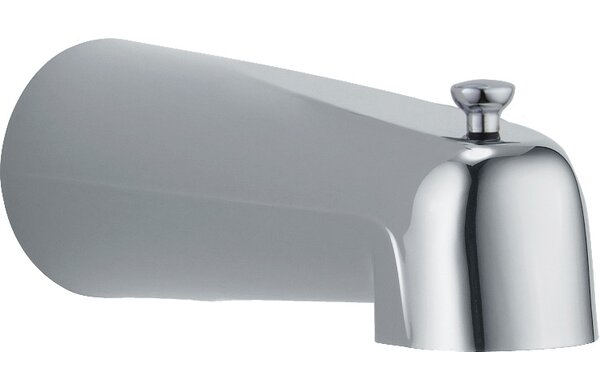 Victorian Wall Mount Tub Spout Trim with Diverter by Delta