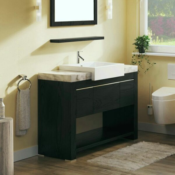 48 Single Bathroom Vanity Set	 by Bellaterra Home