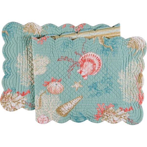 Catalina Table Runner by C&F Home