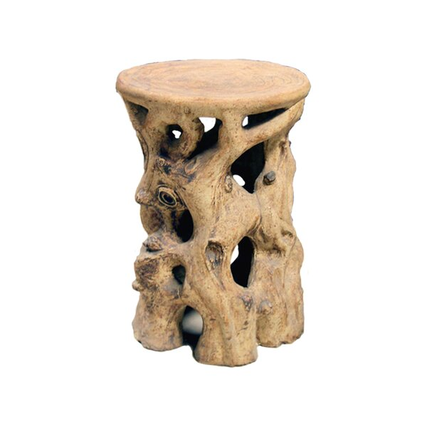 Blue Heron Garden Stool by Foundry Select