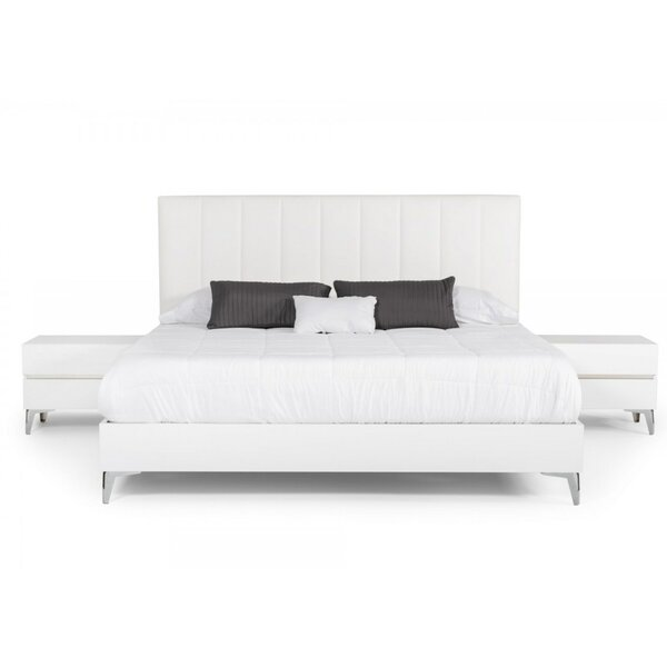 Kayna Upholstered Platform Bed by Orren Ellis