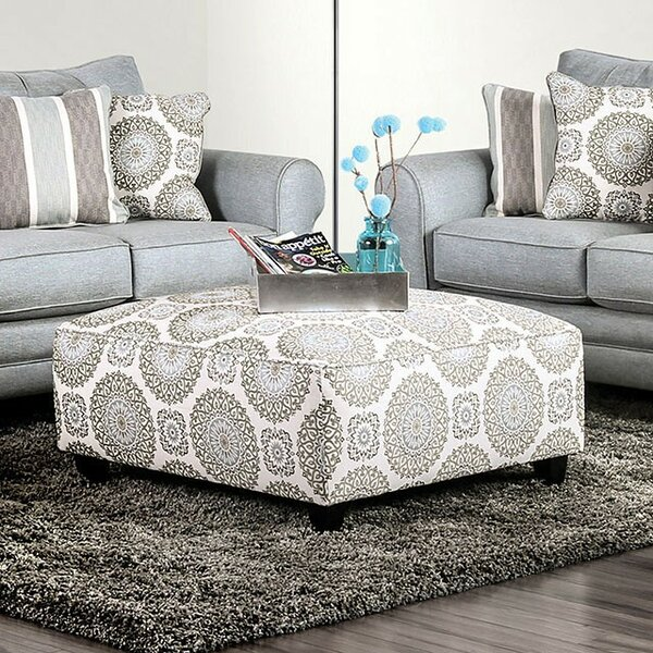 Harlow Ottoman by Darby Home Co