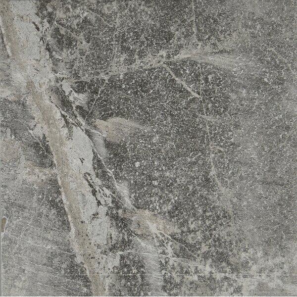 Ramires 13 x 13 Porcelain Field Tile in Subtle Grey by Itona Tile