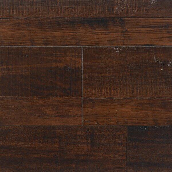 8 x 48 x 12.3mm  Laminate Flooring in Vintage Pewter (Set of 22) by Serradon