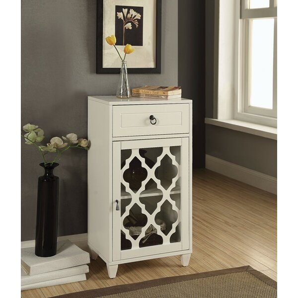 Claudelle End Table with Storage by House of Hampton