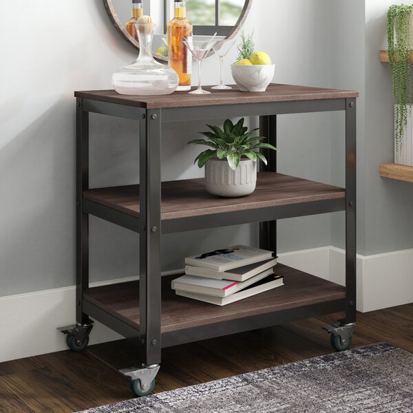 Shara Bar Cart by Williston Forge