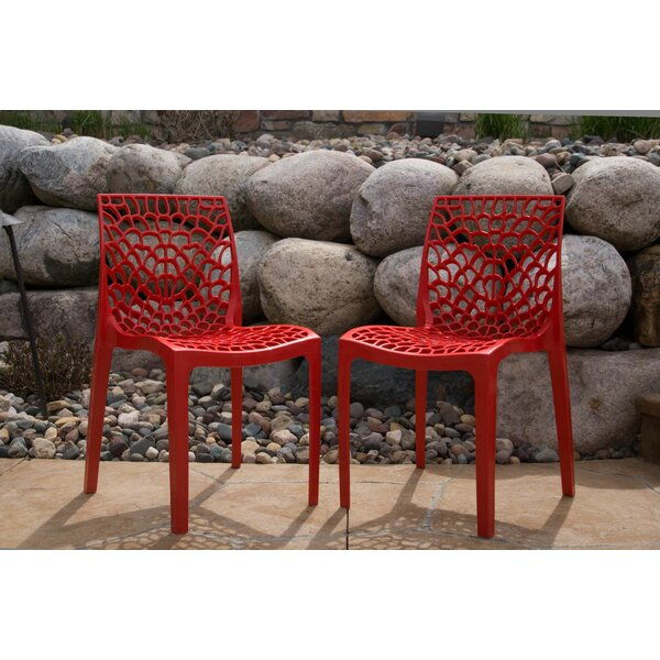 Rockwell Karissa Patio Chair (Set Of 2) By Wrought Studio by Wrought Studio Today Sale Only