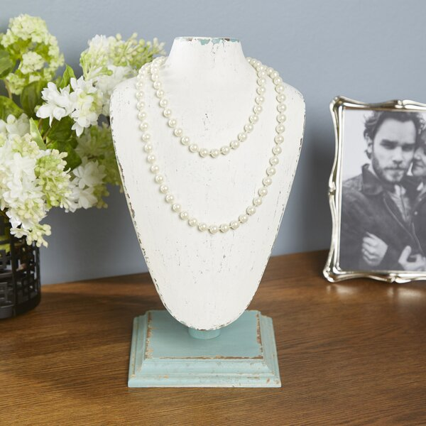 Vintage Bust Jewelry Holder by Birch Lane™