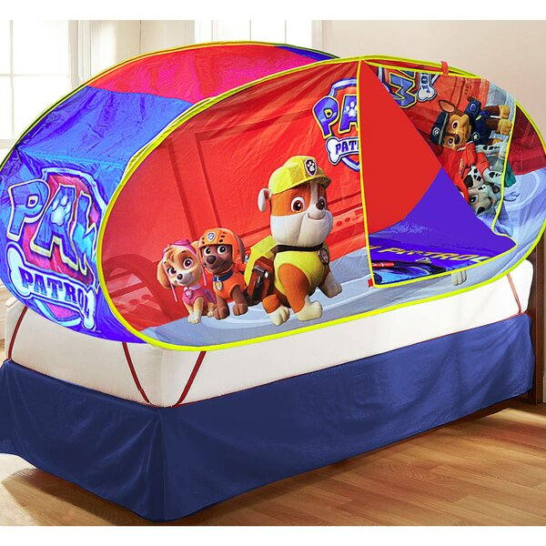 Paw Patrol 4 Piece Play Tent Set by Linen Depot Direct