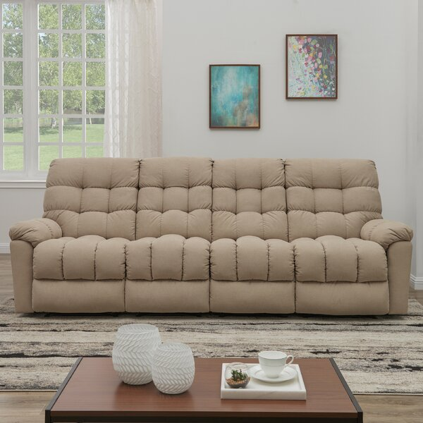 Mayle Reclining Sofa by Red Barrel Studio