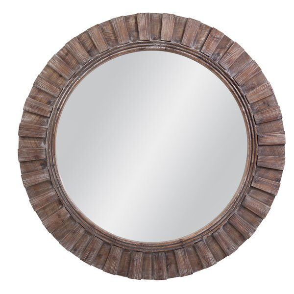 Maryanne Wall Accent Mirror by Bloomsbury Market