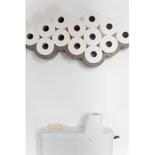 Cloud Toilet Paper Storage Wayfair