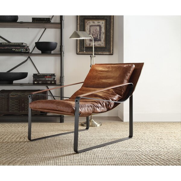 Dash Lounge Chair by 17 Stories