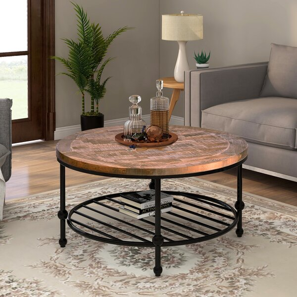 Hosey Coffee Table with Storage by Williston Forge Williston Forge