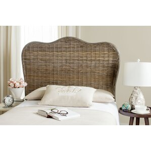 Bendel Panel Headboard by Beachcrest Home