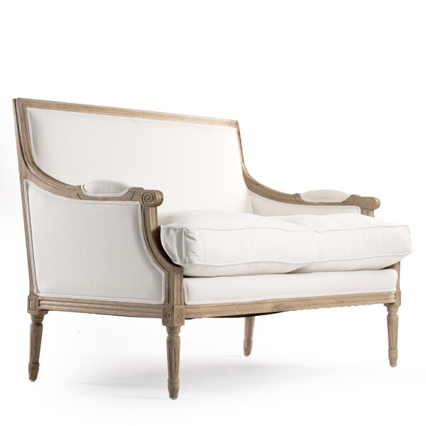 Shop The Best Selection Of Louis Loveseat by Zentique by Zentique
