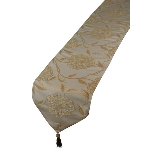 Venetian Luxurious Vintage Table Runner by Violet Linen