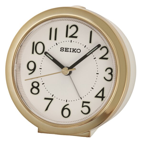 Tacoma 3.5 Tabletop Clock by Seiko