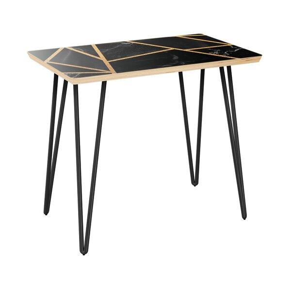 Haag End Table by Brayden Studio