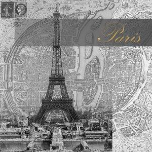 'Eternal Paris' Graphic Art by Ebern Designs