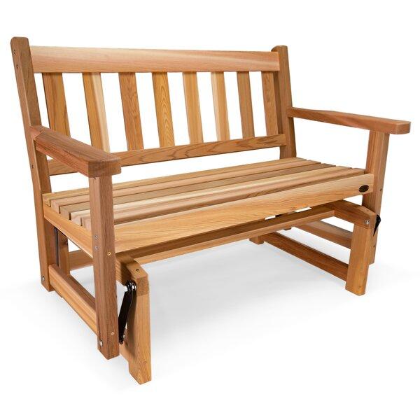 Ardoin Glider Bench by Union Rustic