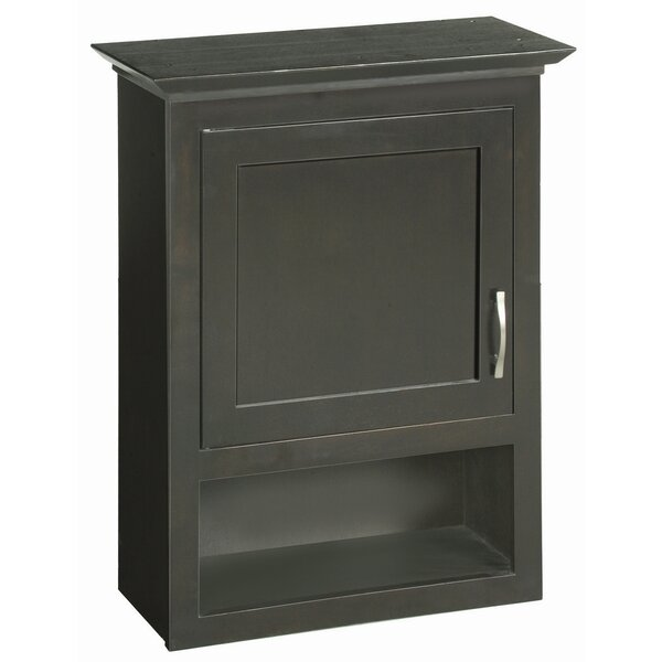 Steubenville 23.76 W x 26 H Wall Mounted Cabinet by Andover Mills