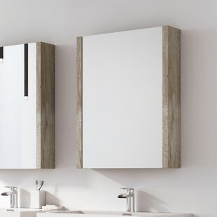 Corner Bathroom Mirror Cabinet Wayfair Co Uk
