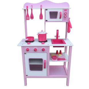 Find the perfect My Cute Wooden Play Kitchen By Berry Toys