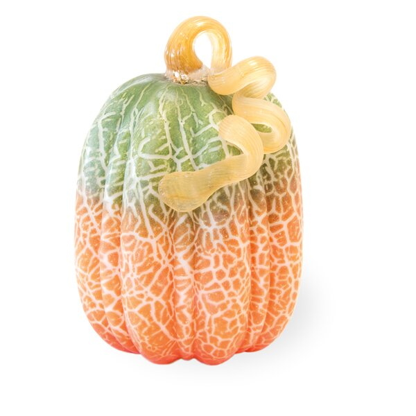 Harvest Crackle Pumpkin by The Holiday Aisle