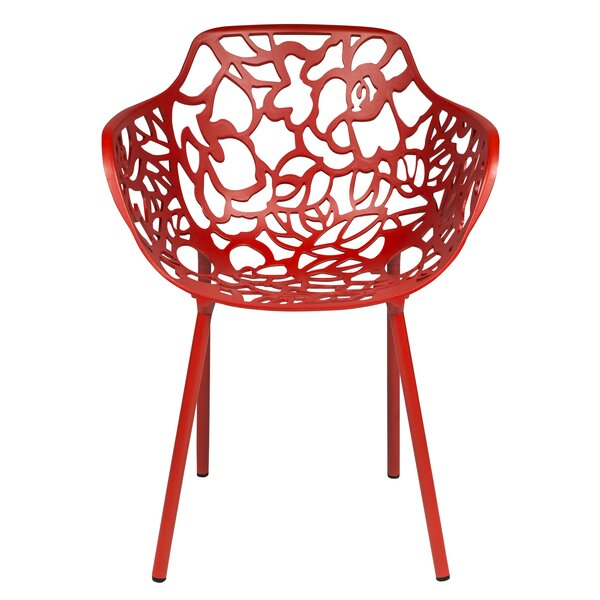 Rabia Patio Dining Chair by Brayden Studio