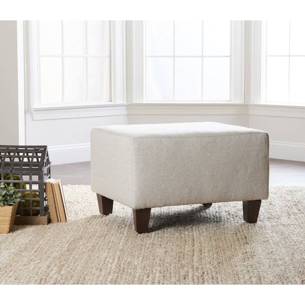 Kaila Ottoman by Wayfair Custom Upholstery™