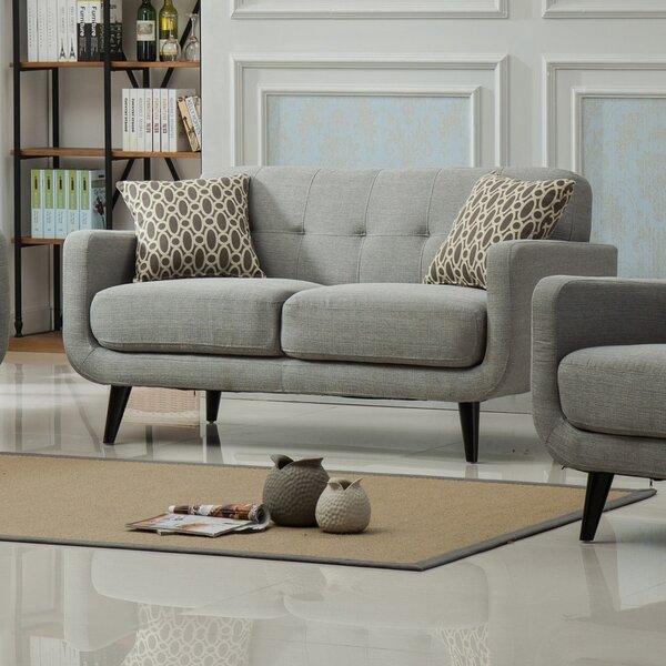 Modibella Loveseat by Roundhill Furniture
