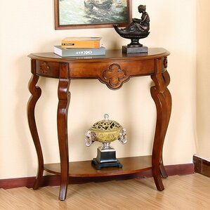 Console Table by All Things Cedar